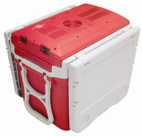 party cart cooler for tailgating